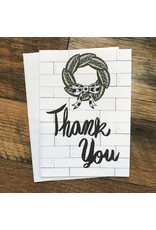 Made Line Thank You Cards