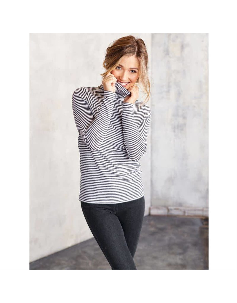 Mud Pie Mud Pie Dixie Turtleneck