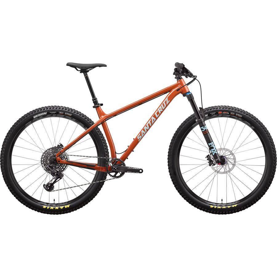Santa Cruz 2019 Santa Cruz Chameleon A, 27.5+, Medium, S-kit, Orange