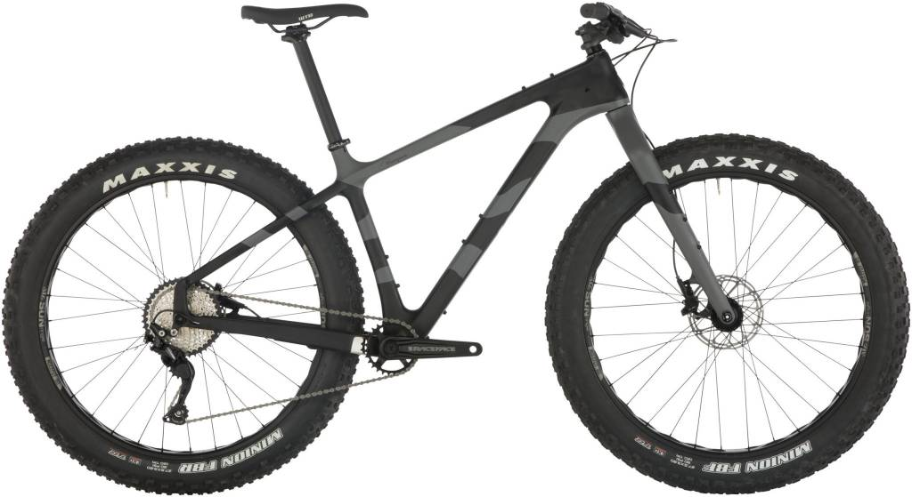 Salsa Salsa Beargrease Carbon Deore 1x Bike SM Black