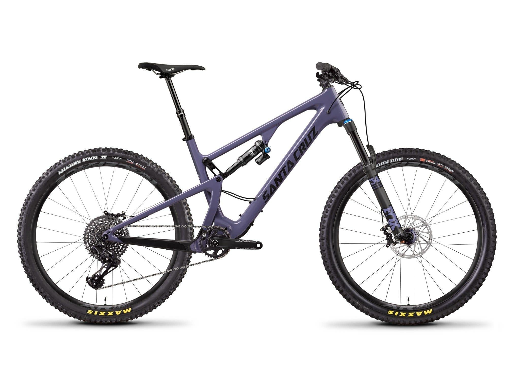 Santa Cruz 2019 Santa Cruz 5010 C, 27.5, Large, S-Kit, Purple