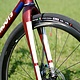 Moots Bicycles 2016 Moots Routt, 58cm, Custom Paint, Force 22 WiFli, HED Wheels