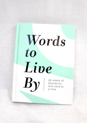 Compendium Words To Live By Journal