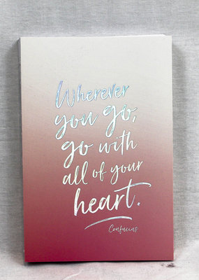 Compendium Wherever You Go Notebook