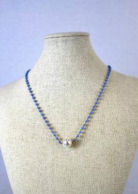 Ginu Ginu Pearl Petite Necklace