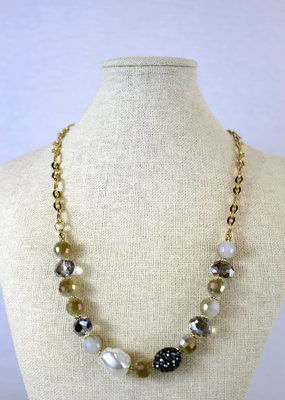 Caroline Hill Designs Lewiston Large Link Necklace