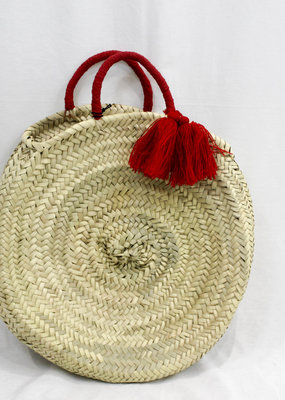 Creative CO OP Hand Woven Bag