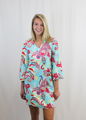 Aryeh Ultimate Printed Dress