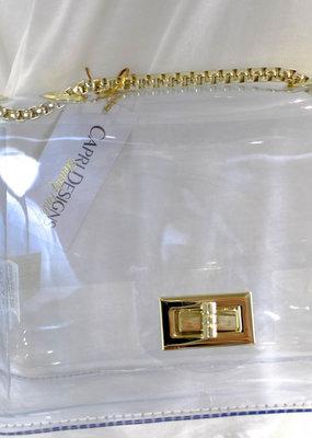 Capri Designs Capri Designs Convertible Crossbody Bag