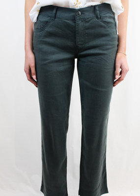 Liverpool Emma Wide Leg Linen Pants