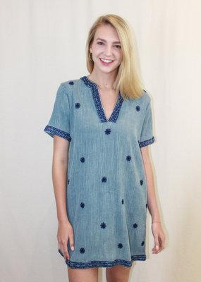 Ivy Jane Short Sleeve Tunic