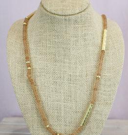 John Michael Richardson Jewelry Long Beaded Necklace