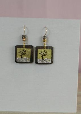 John Michael Richardson Jewelry Nature Earring