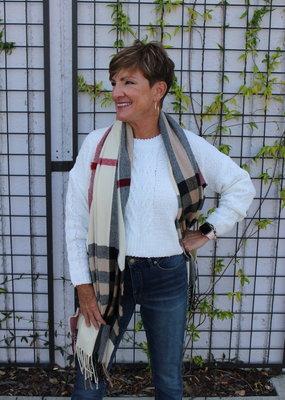 Mink Pink Winter's Song Knit Jumper