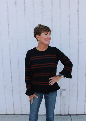 Jack Stripe Out Sweater