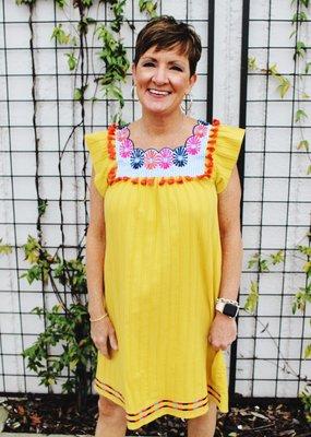 THML Fiesta Day Dress