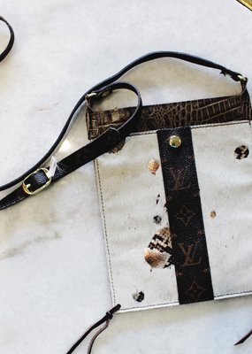 Jaded Gypsy Rectangle Crossbody