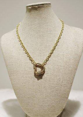 Alex Carol Jewelry Heart Necklace