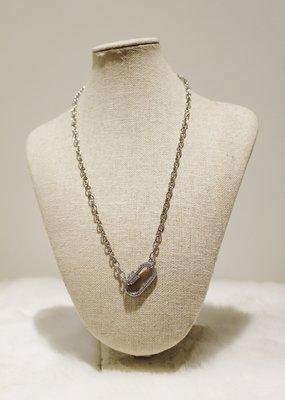 Alex Carol Jewelry Glitz Chain Necklace