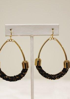 All That Glitterz Dangle Earrings