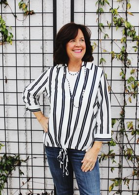 JOH Striped Top