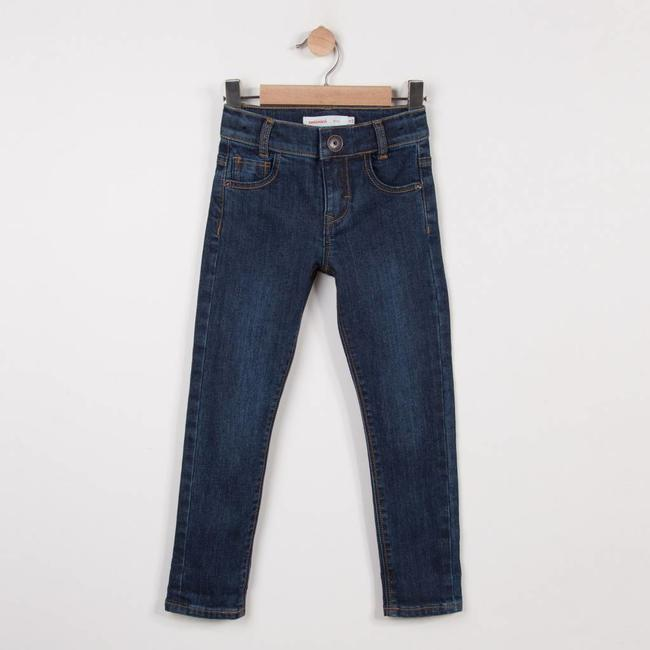 STRETCH DENIM SLIM JEANS