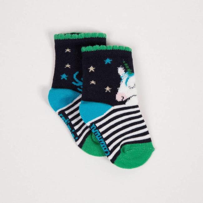 CATIMINI UNICORN JACQUARD SOCKS