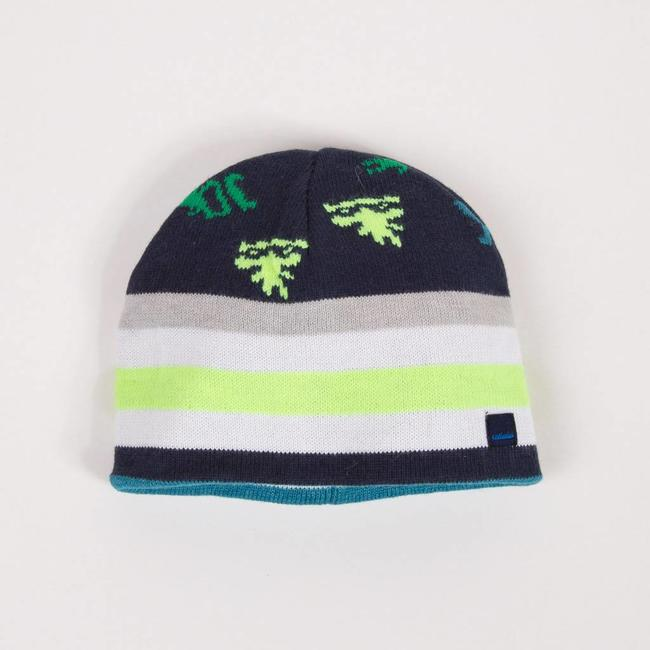 REVERSIBLE KNITTED HAT