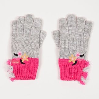 GRAPHIC KNIT GLOVES