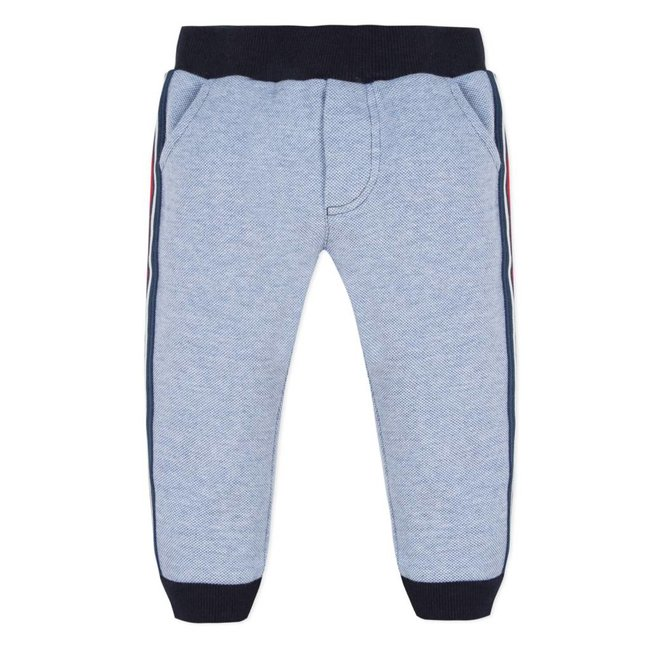 NEO JOGGERS IN THICK PIQUÉE KNIT