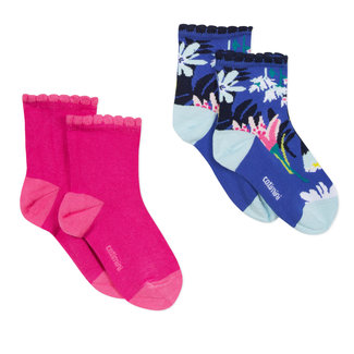 ASSORTED PLANT DESIGN SOCKS