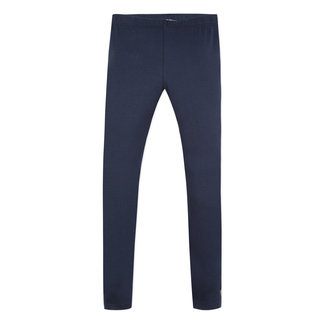 PLAIN DARK BLUE LEGGINGS