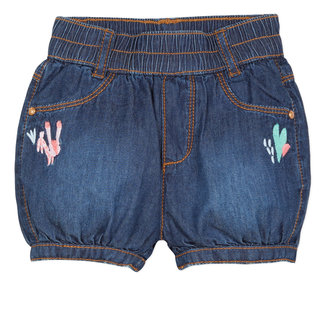 POWER STRETCH DENIM SHORTS