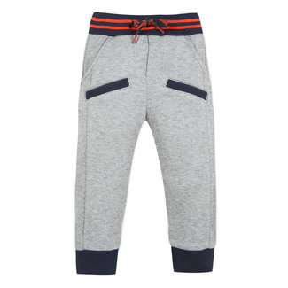 NEW STYLE JOG BOTTOMS IN MOTTLED FLEECE