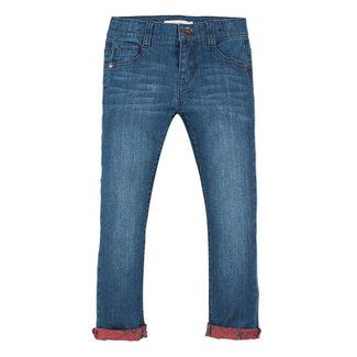 CATIMINI Regular jeans with printed back