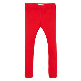 CATIMINI Plain red legging
