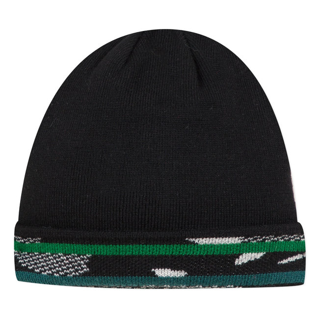 cats&dogs reversible knitted hat