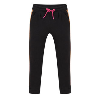 Banded fleece pants