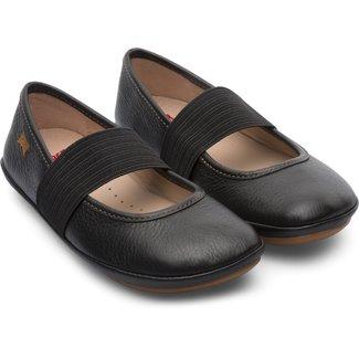 CAMPER Right Classic Ballet Flats (Black)