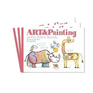 Londji Art & Painting Activities Book