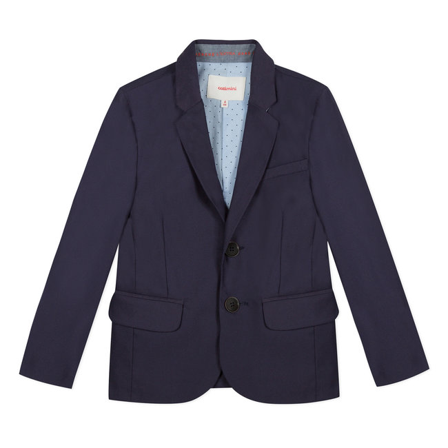 CATIMINI NAVY SUIT JACKET