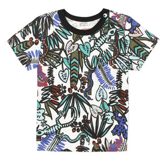 Baby boy's jungle print T-shirt