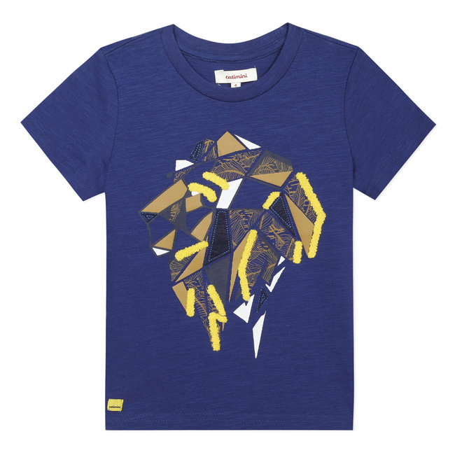 Boy's T-shirt with graphic motif