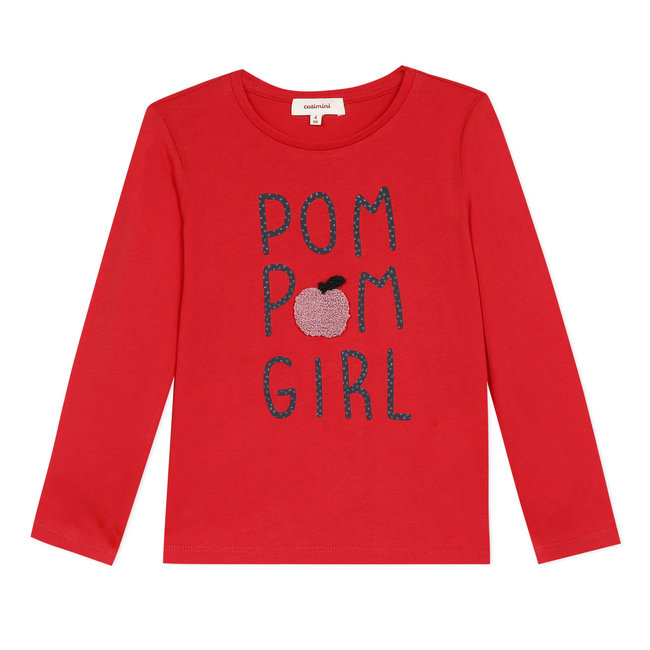 CATIMINI Girl's T-shirt with message