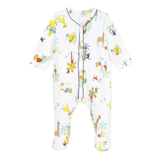 Baby girls tubular pyjamas