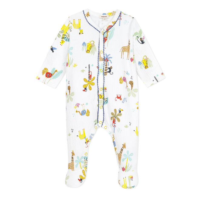 Baby girls tubular pyjamas