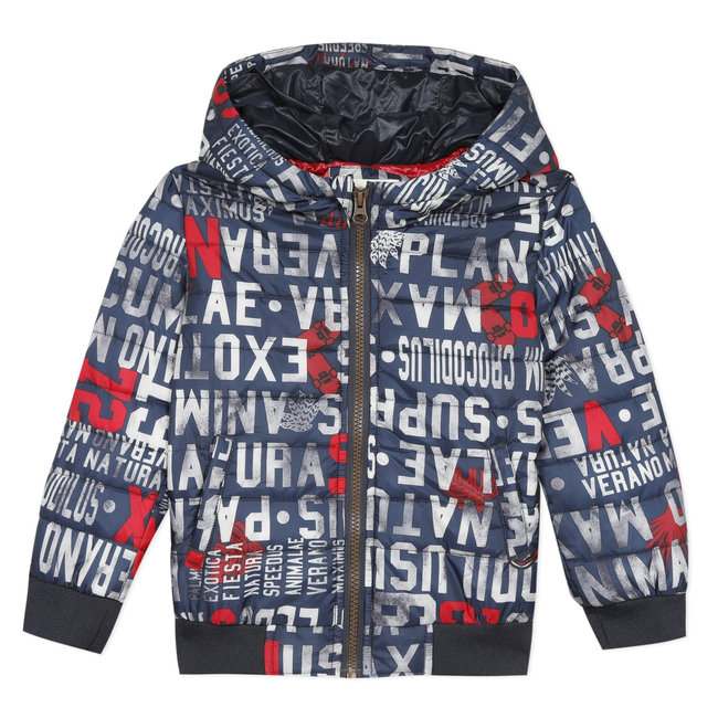 CATIMINI Child boy's light puffer jacket
