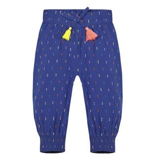 CATIMINI Baby girl's multicoloured dotted Swiss trousers