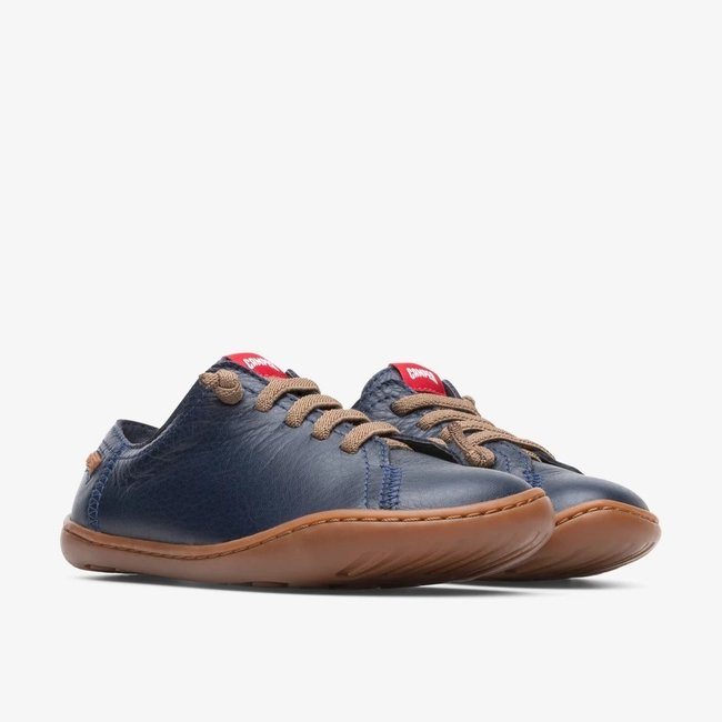 Peu Lace-Up (Blue)