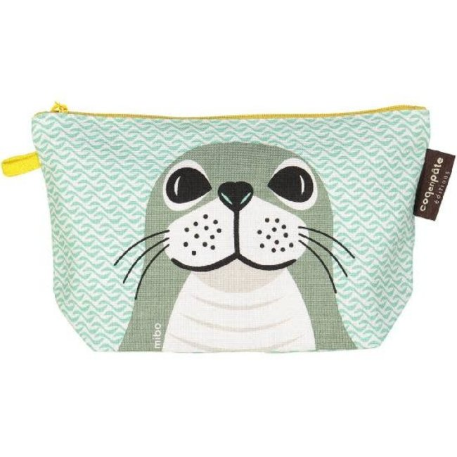 Coq en Pate - Seal Pencil Case